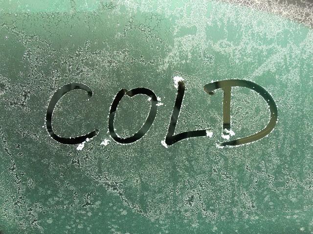 冷え性のタイプ
