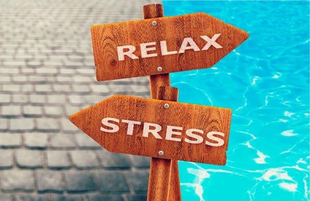 ストレス解消