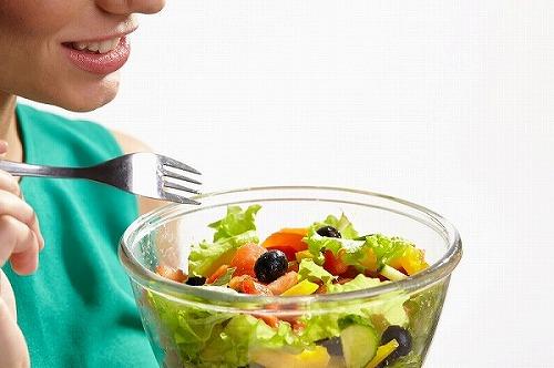 体脂肪を減らす食事